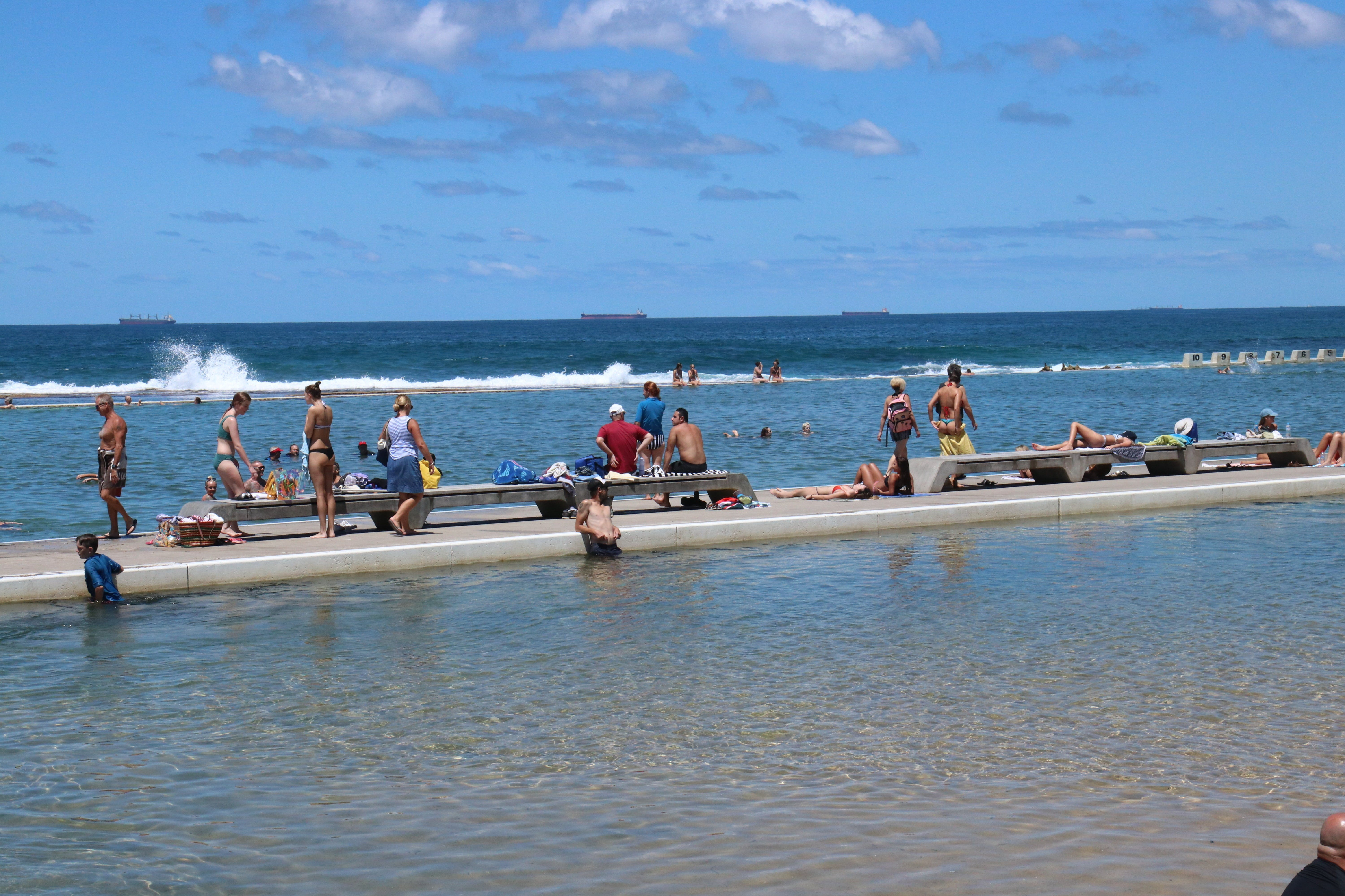 Merewether Ocean Baths - Surfers Paradise Gold Coast