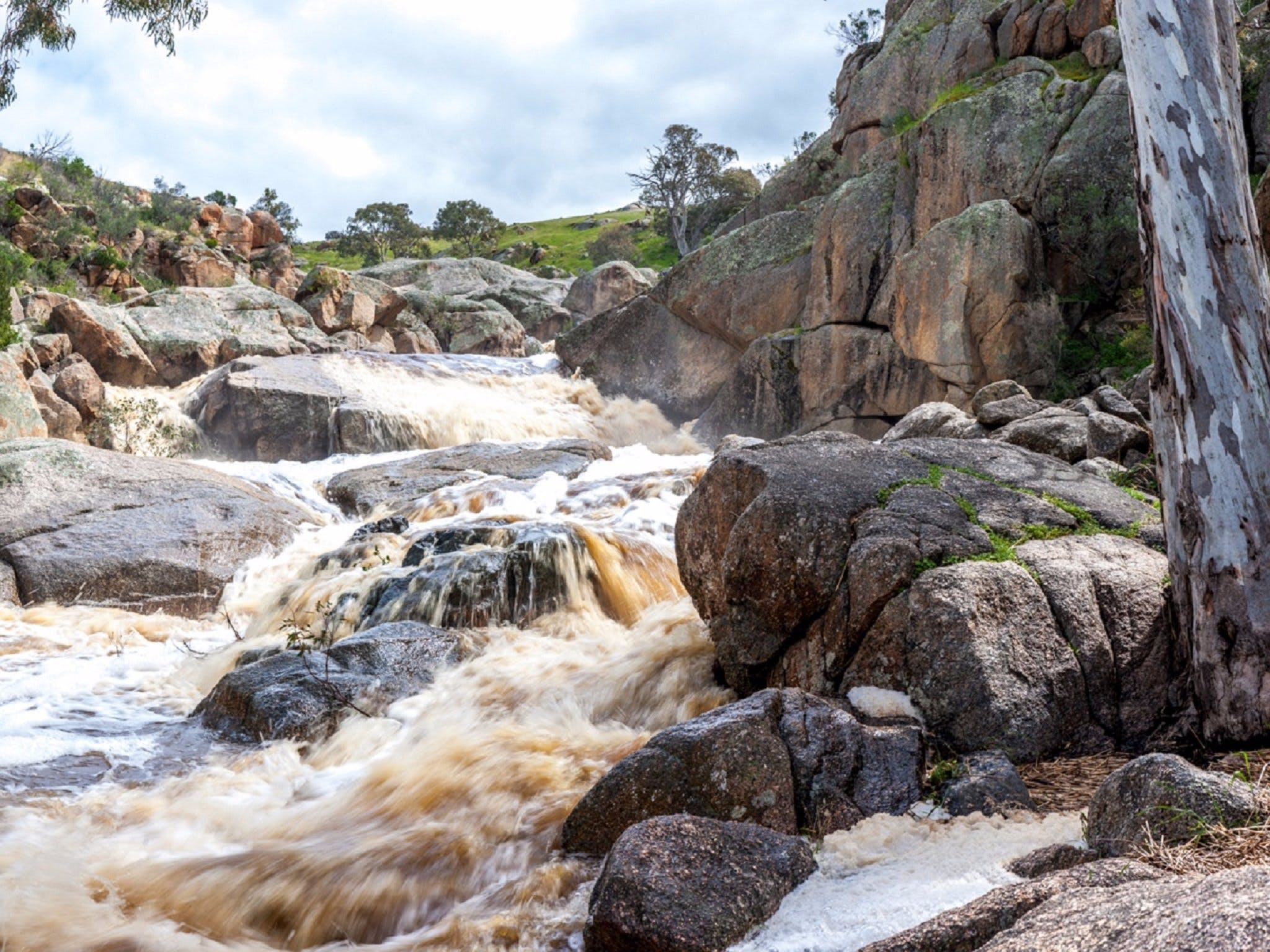 Mannum Waterfalls - Surfers Paradise Gold Coast