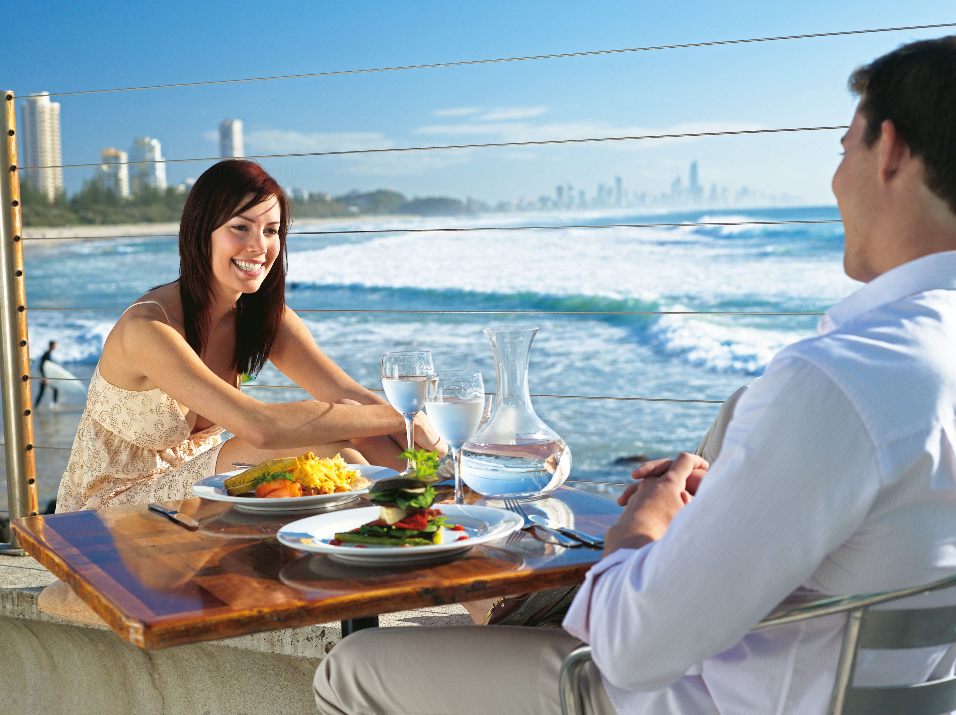 Mermaid Beach - Surfers Paradise Gold Coast