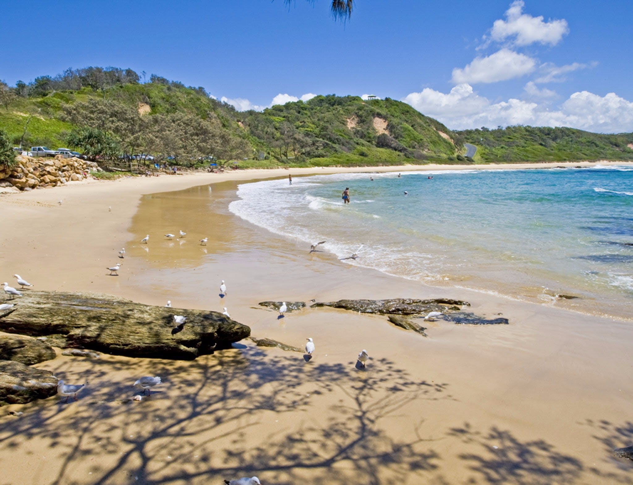 Nambucca Heads Beaches - Surfers Paradise Gold Coast