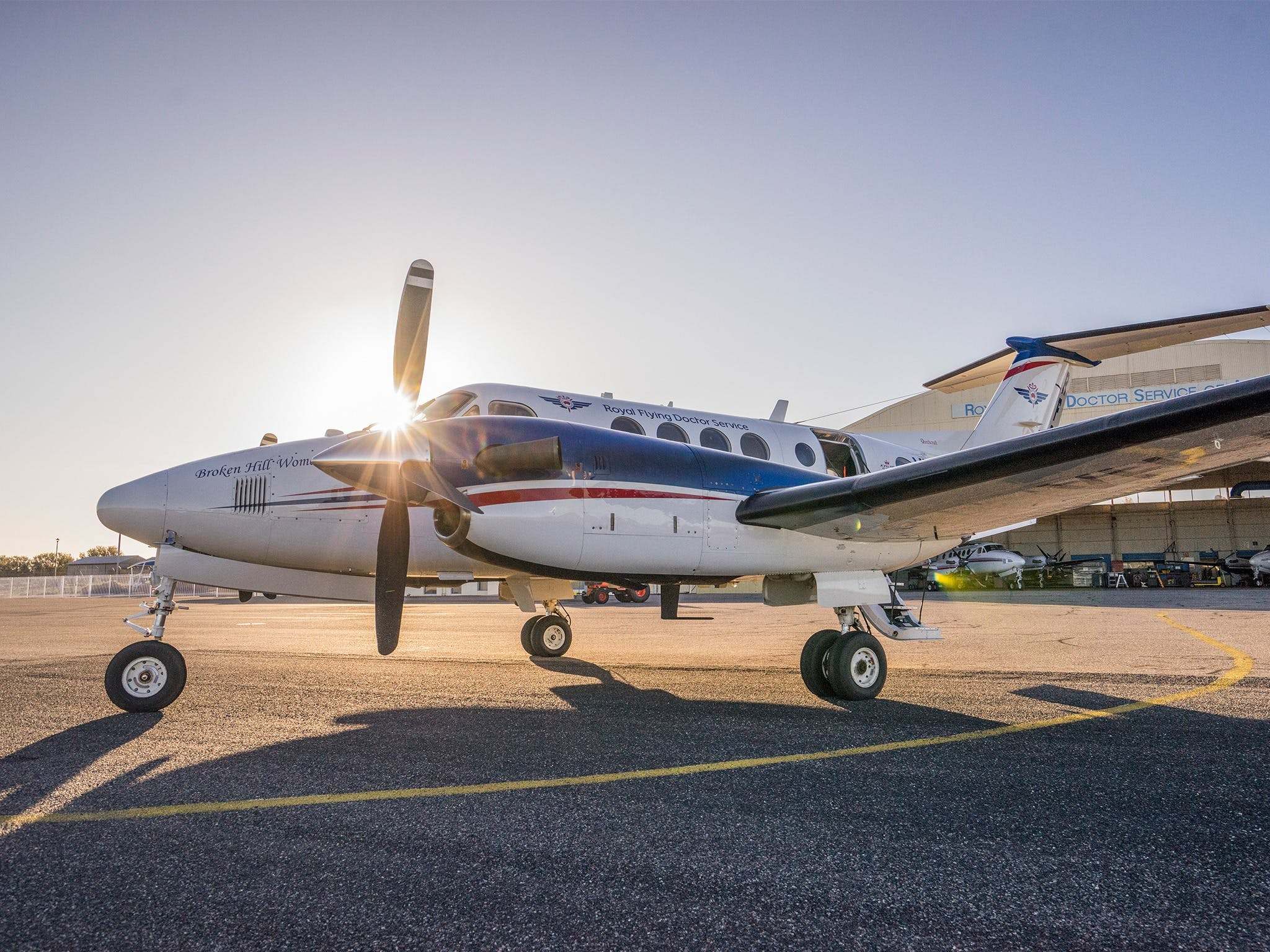 The Royal Flying Doctor Service Outback Experience in Broken Hill - Surfers Paradise Gold Coast