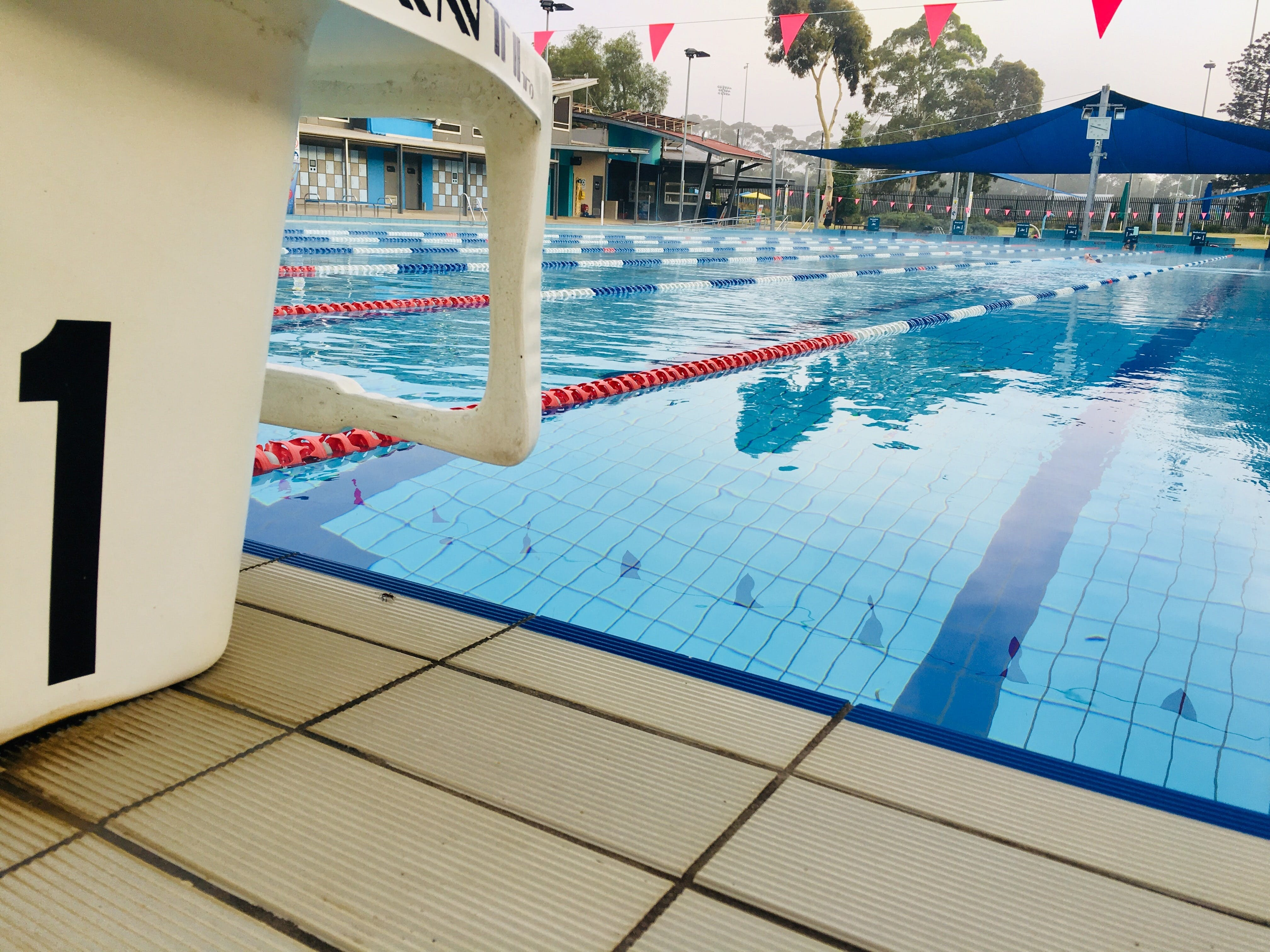 Werribee Outdoor Pool - Surfers Paradise Gold Coast