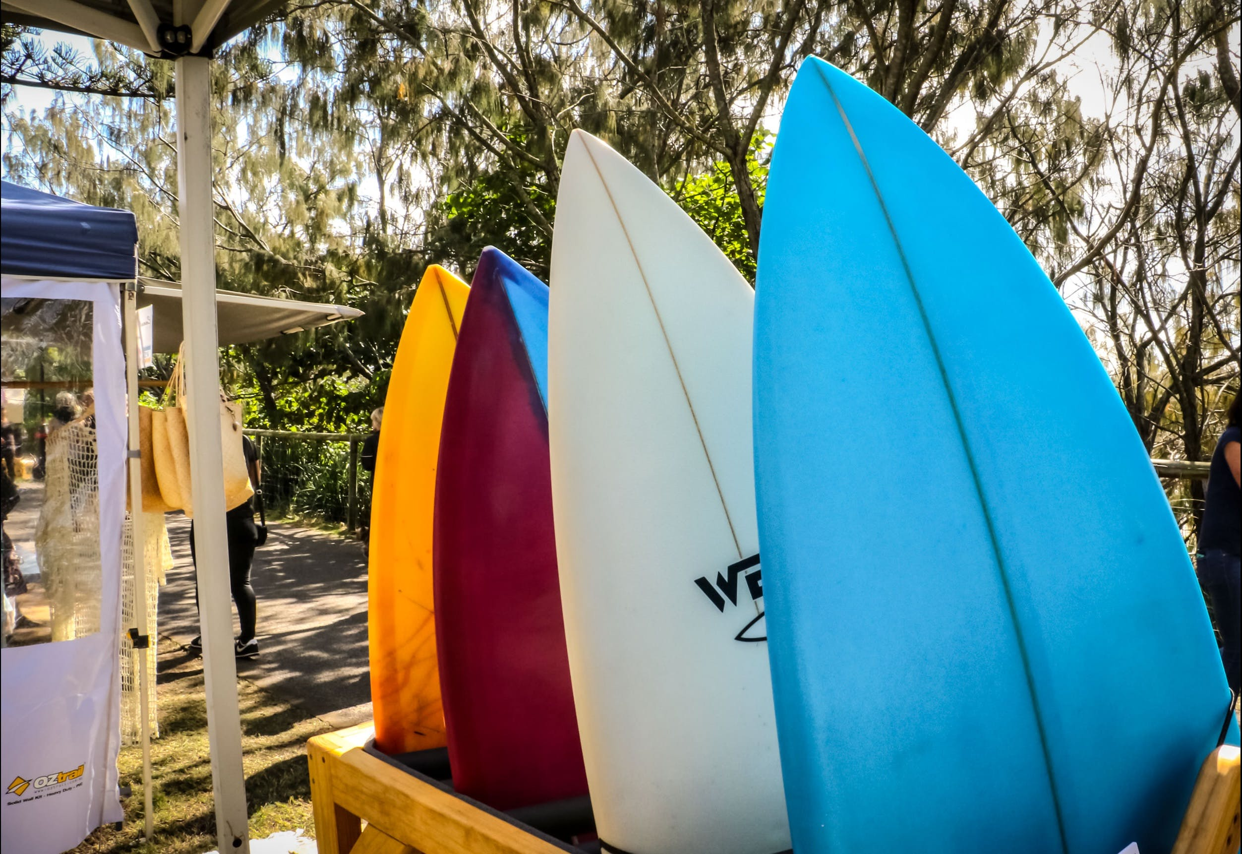 Burleigh Art and Craft Markets - Surfers Paradise Gold Coast