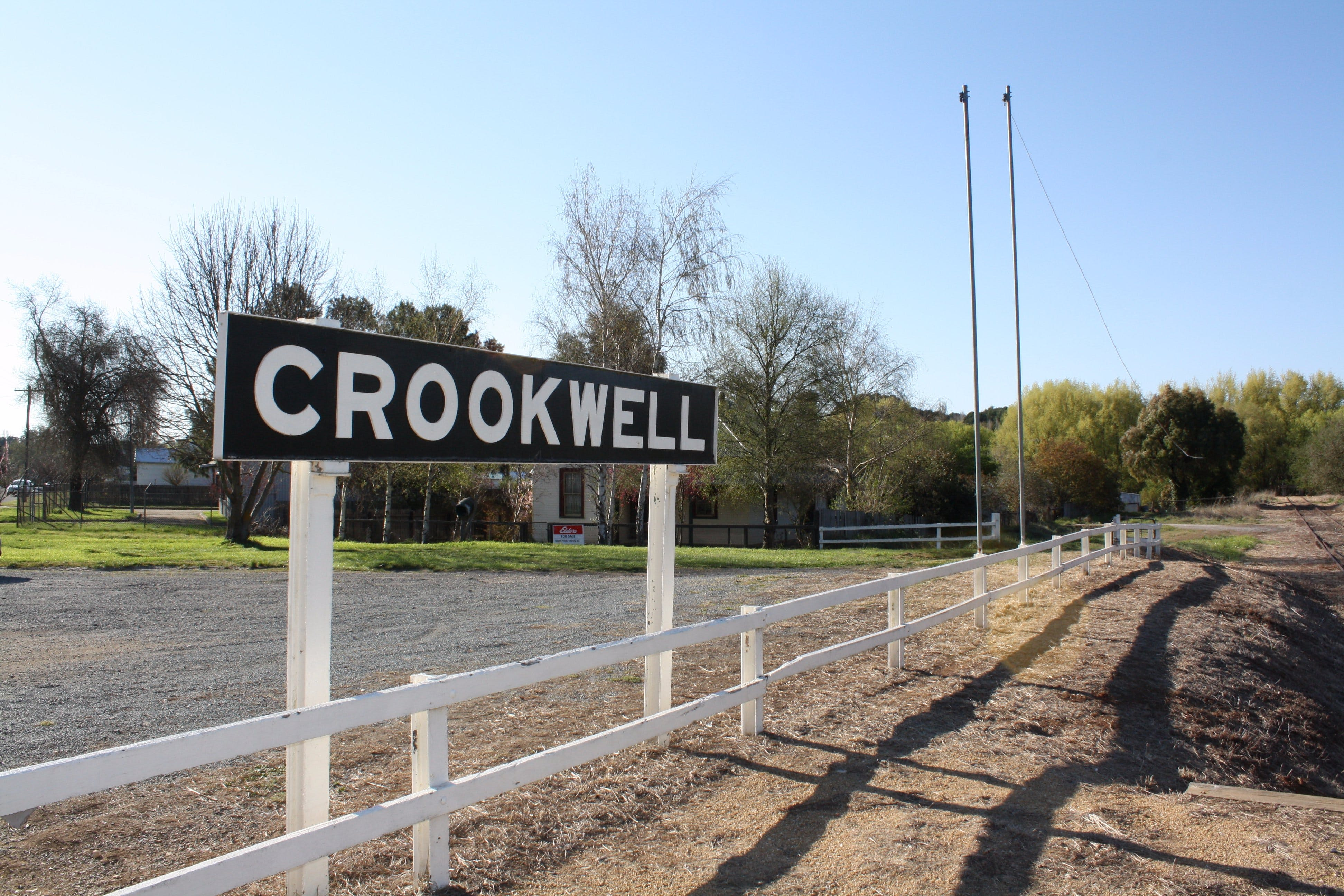 Crookwell Railway Station - Surfers Paradise Gold Coast