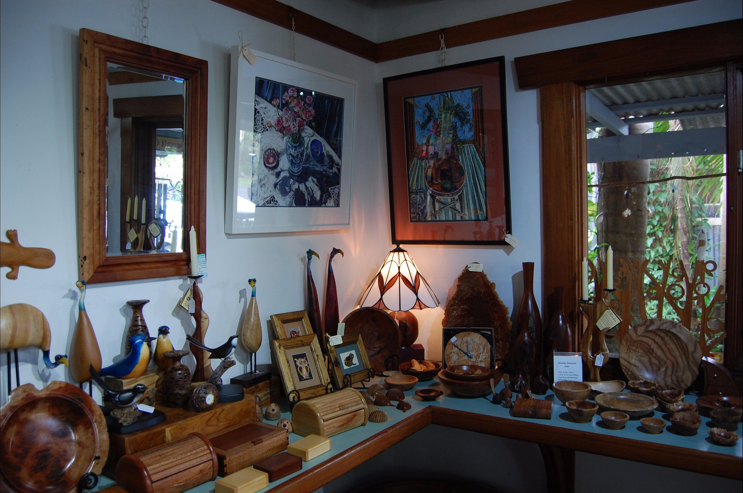 The Woodcraft Gallery - Surfers Paradise Gold Coast