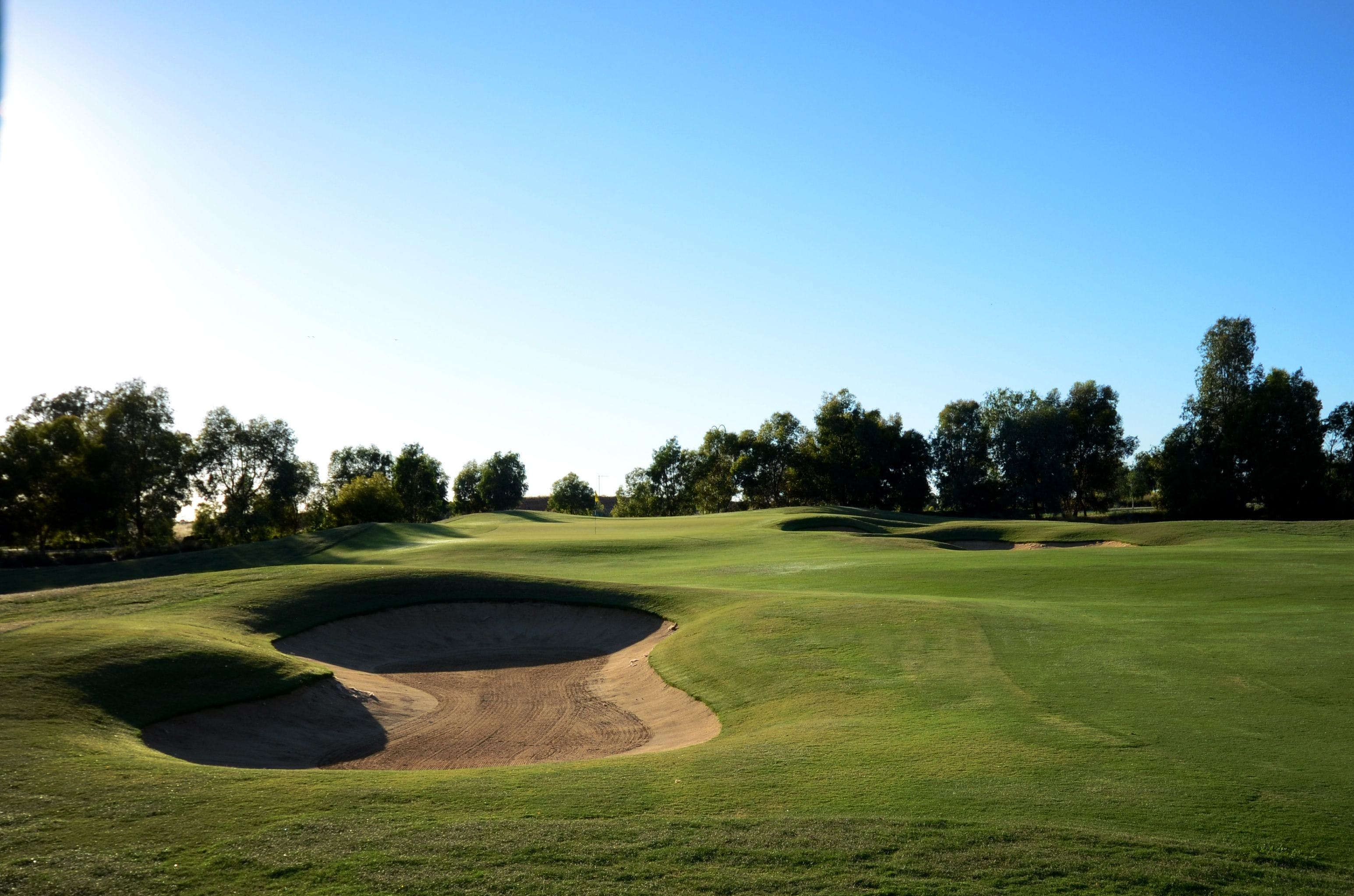 Black Bull Golf Course - Surfers Paradise Gold Coast