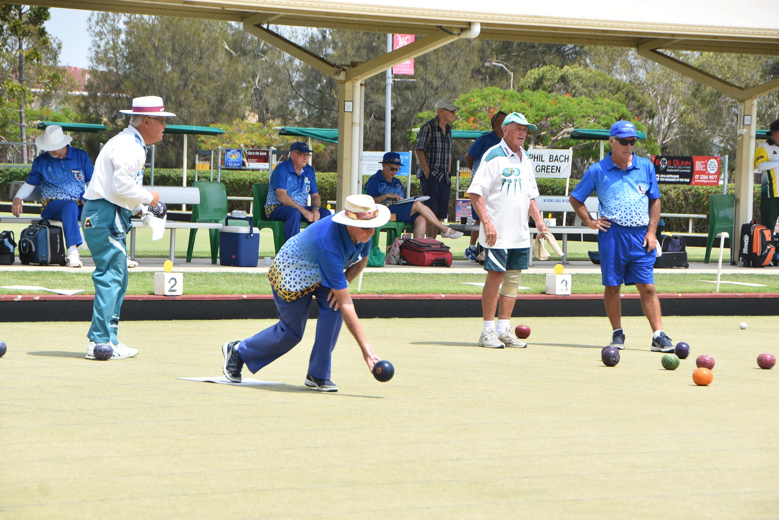 Cleveland Sharks Bowls Club - Surfers Paradise Gold Coast