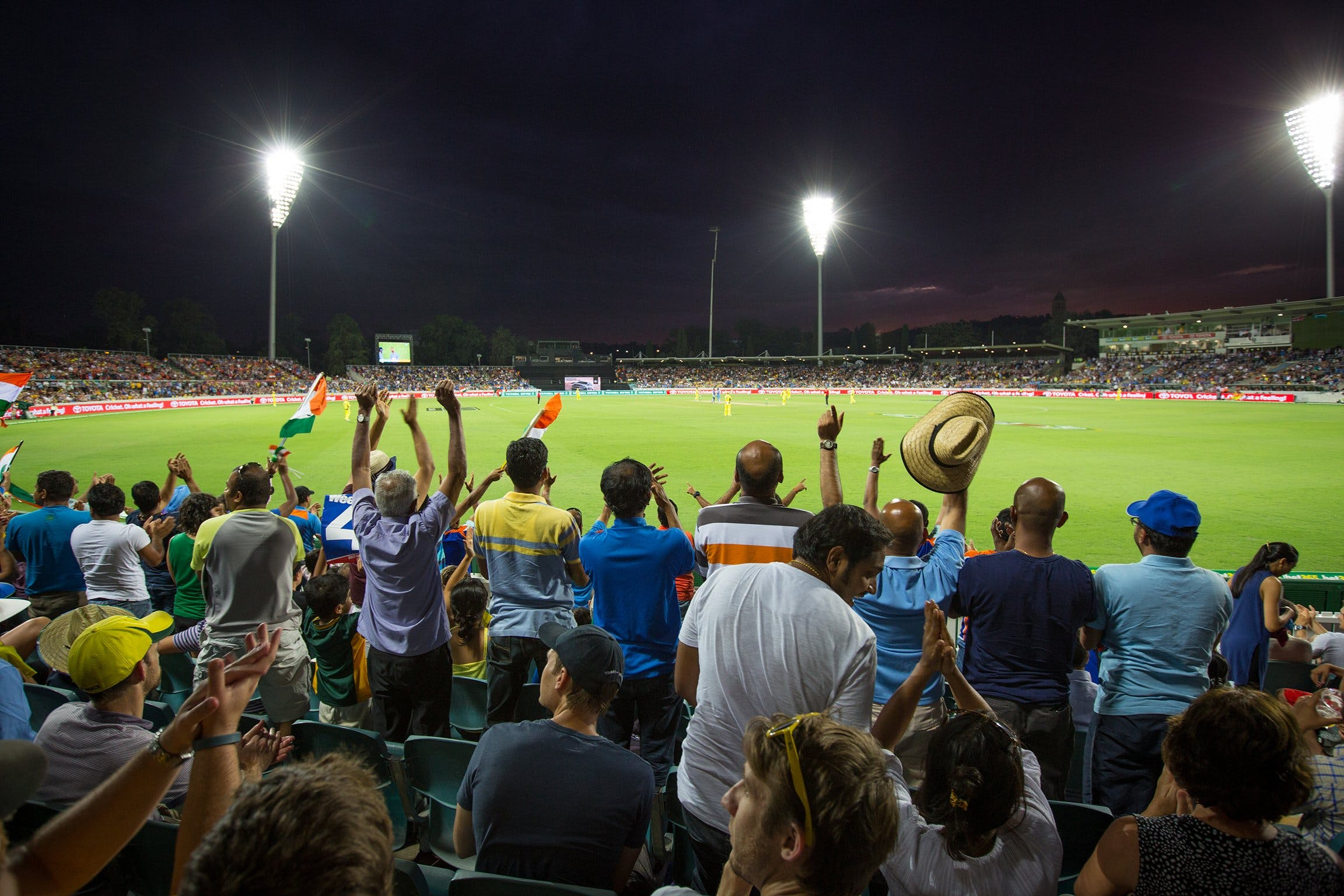Manuka Oval - Surfers Paradise Gold Coast
