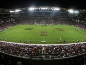 Suncorp Stadium - Surfers Paradise Gold Coast