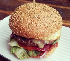 Grill'd Healthy Burgers - Surfers Paradise Gold Coast