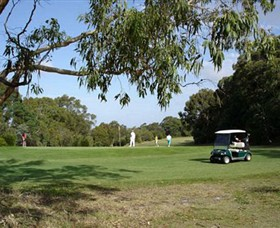 Leongatha Golf Club - Surfers Paradise Gold Coast