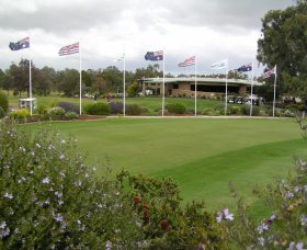 Tocumwal Golf Club - Surfers Paradise Gold Coast