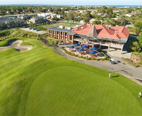 Patterson River Golf Club - Surfers Paradise Gold Coast