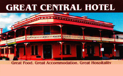 Great Central Hotel - Surfers Paradise Gold Coast