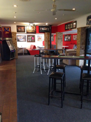 The Back Page Sports Bar  Grill - Surfers Paradise Gold Coast