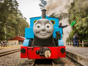 Day out with Thomas at Puffing Billy - Surfers Paradise Gold Coast