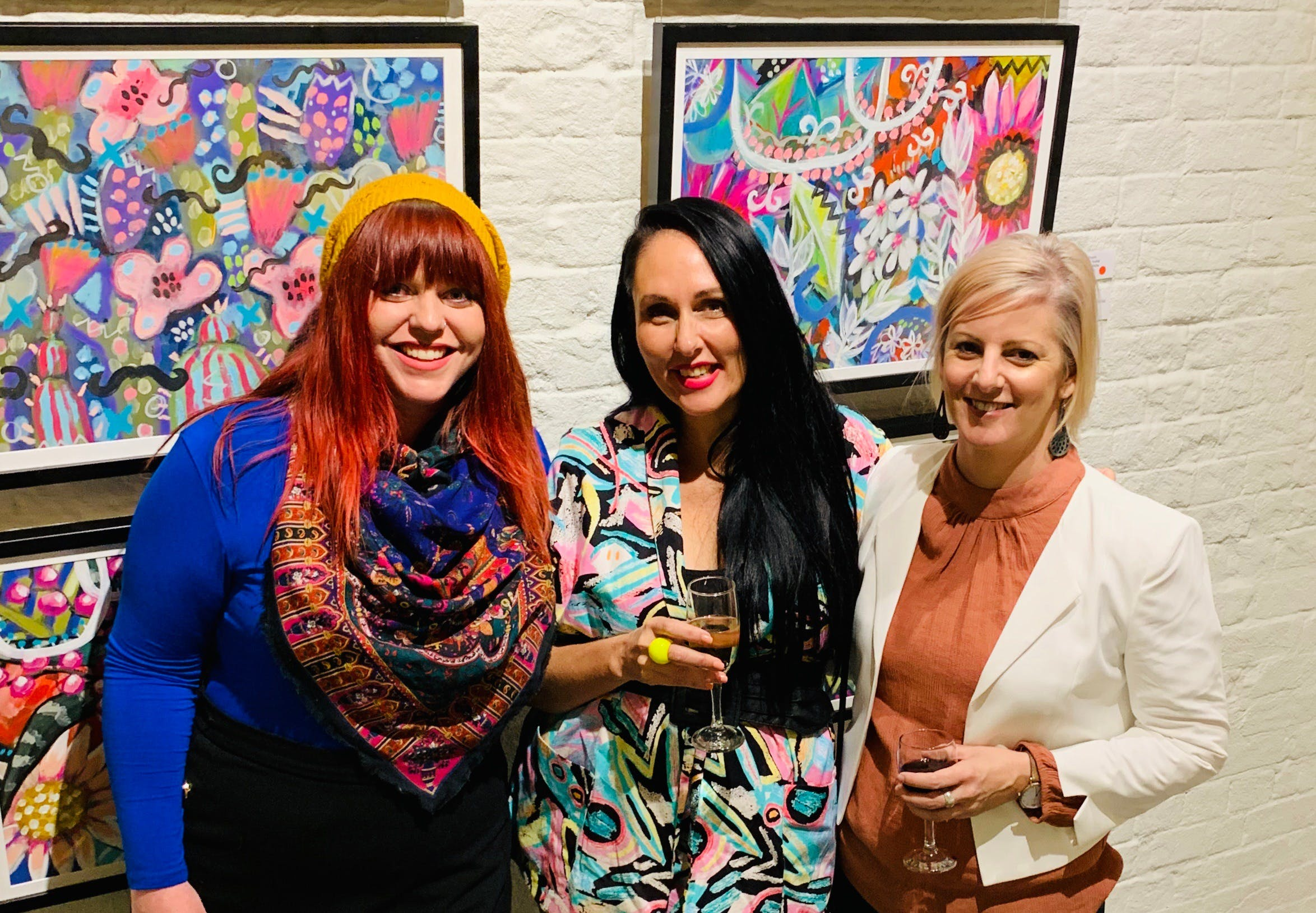 Gatakers Artspace Exhibition Openings - Surfers Paradise Gold Coast