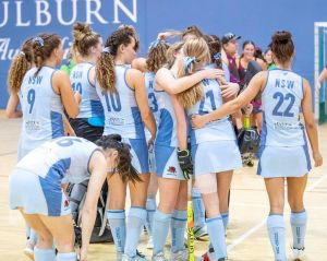 Hockey NSW Indoor State Championship  Under 18 Girls - Surfers Paradise Gold Coast