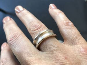 Lost Wax Silver Ring Workshop - Pod Jewellery - Surfers Paradise Gold Coast