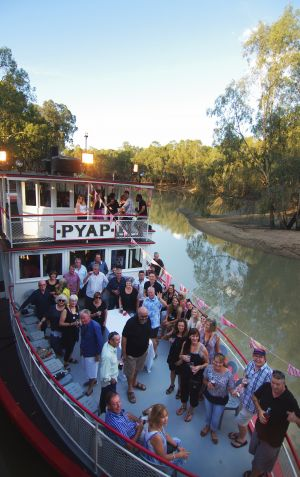 Swan Hill Region Food and Wine Festival Cruise - Surfers Paradise Gold Coast