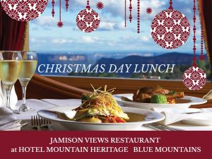 Christmas Day Lunch Hotel Mountain Heritage - Surfers Paradise Gold Coast