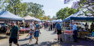 Calliope Historical Village Markets - Surfers Paradise Gold Coast