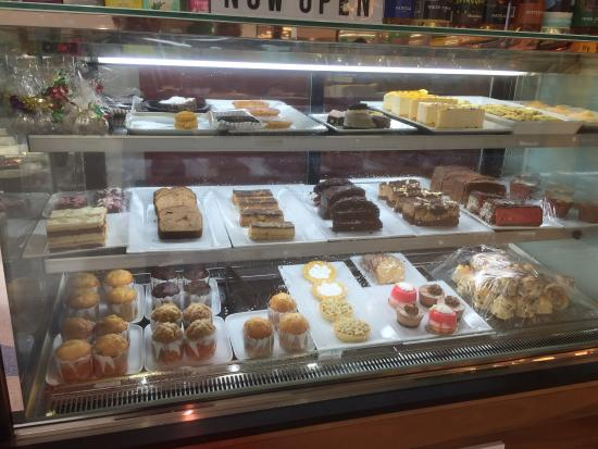 Ivy's coffee  cake - Surfers Paradise Gold Coast