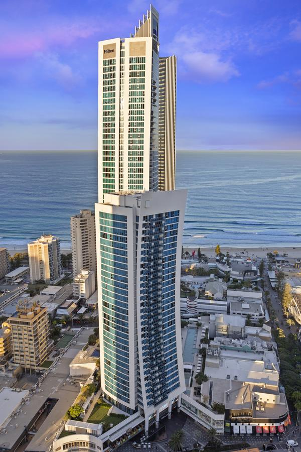 Holiday Holiday H-Residences Apartments Surfers Paradise