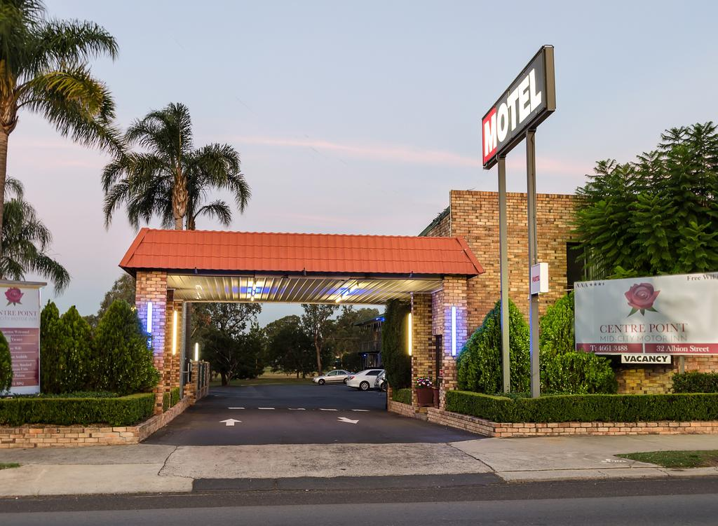 Centrepoint Midcity Motor Inn - Surfers Paradise Gold Coast