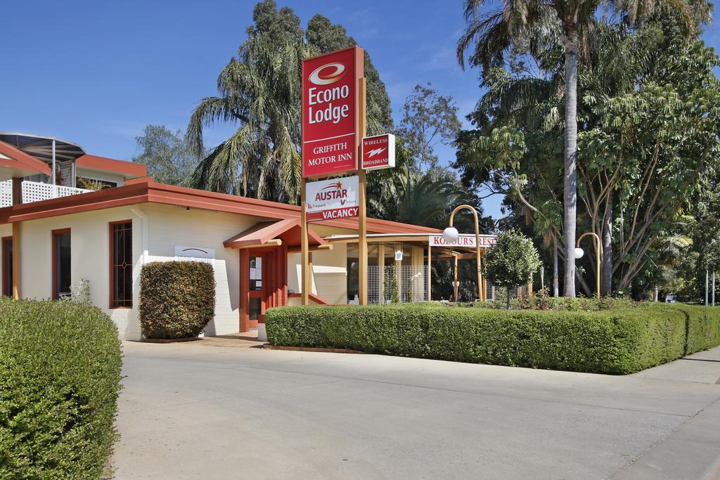 Econo Lodge Griffith Motor Inn - Surfers Paradise Gold Coast