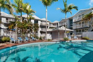 Champelli Palms Apartments - Surfers Paradise Gold Coast