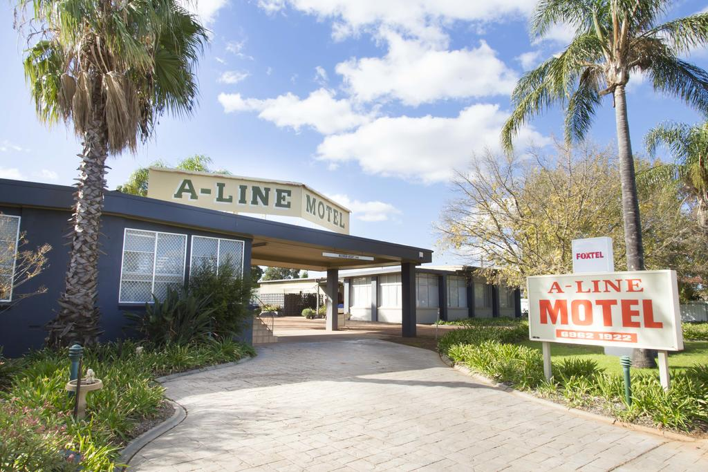 A Line Motel - Surfers Paradise Gold Coast