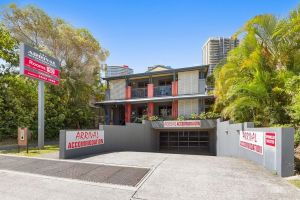 Arrival Lodge Bed  Breakfast - Surfers Paradise Gold Coast
